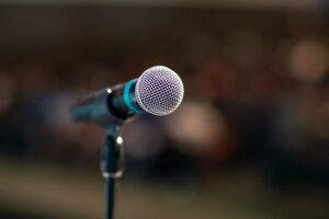 getting over public speaking fears
